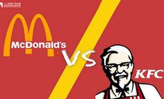"""你以为,麦当劳8月天天特价为了""""刚""""KFC??"""
