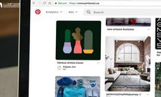 Pinterest营销,如何做好基础设置