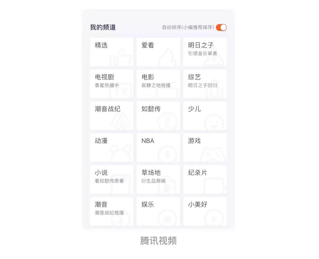 系列位置效应在UI中的应用