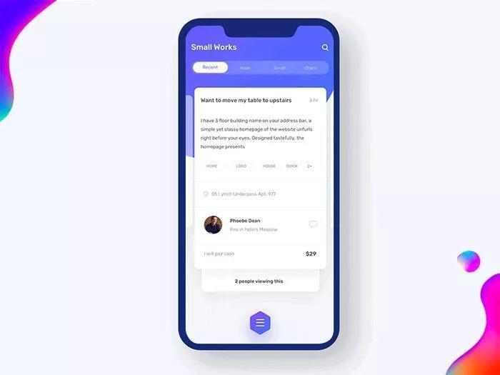 本文致力于用户界面设计的一些方法和原则