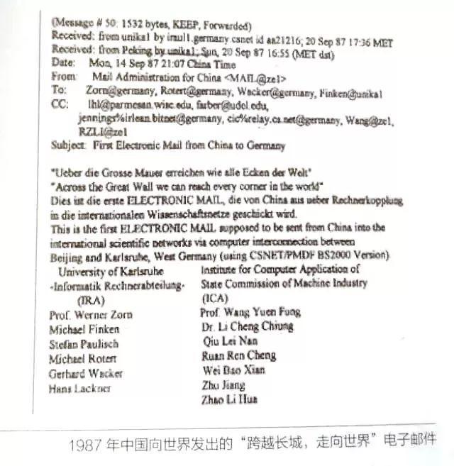 认识中国互联网