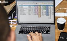 如何用Excel设计低保真稿?