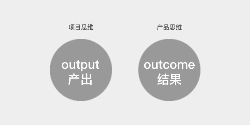 项目思维 vs 产品思维