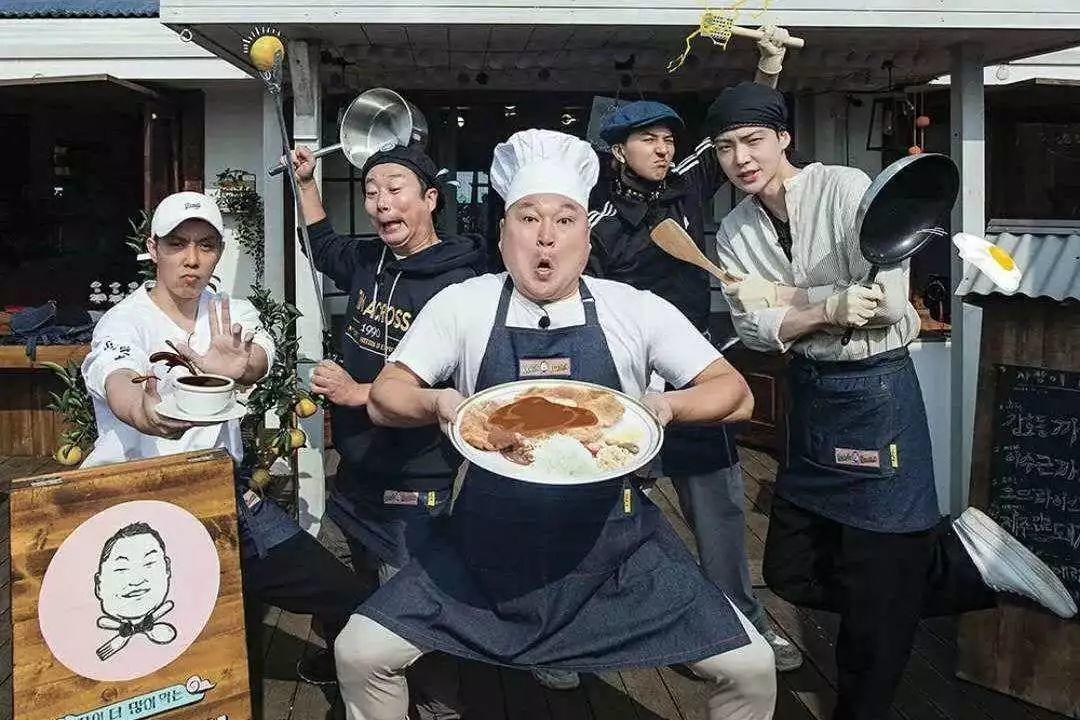"""中韩""""开餐厅""""综艺进化史"""