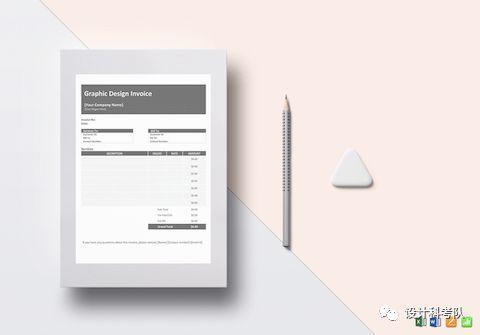 Invoice设计实例和最佳实践