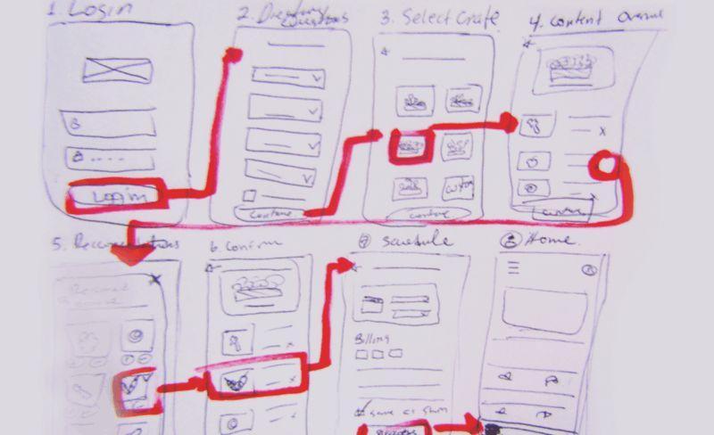 一套完整设计案例,如何在3天内设计出一款APP?
