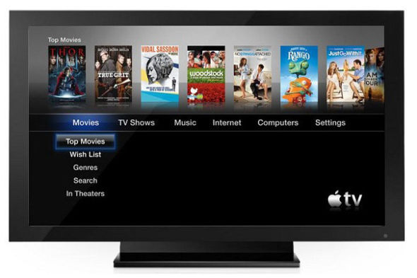 苹果可能推出电视机