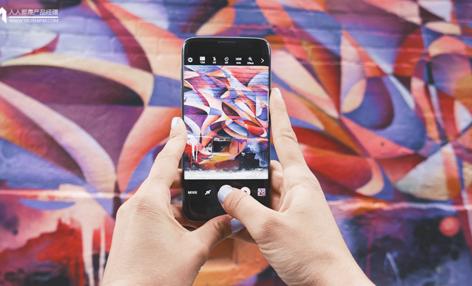 折叠屏手机上的交互设计