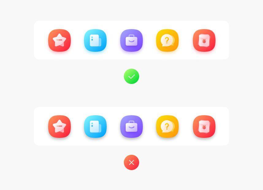 设计沉思录 UI设计中的『小套路』