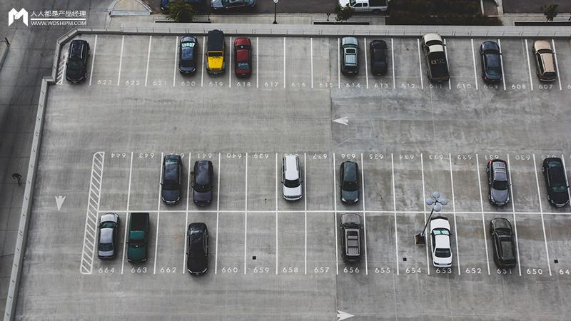 暢想 | 城市級停車場規劃的大數據架構