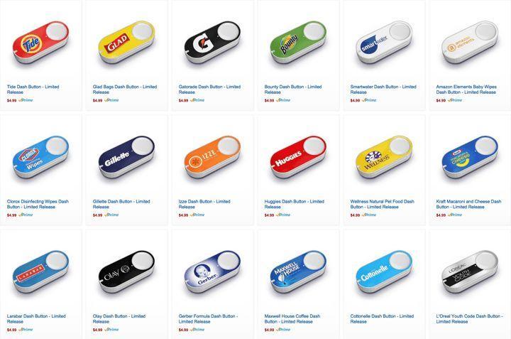 亚马逊Dash永久下架:智能购物按钮究竟犯了什么错?
