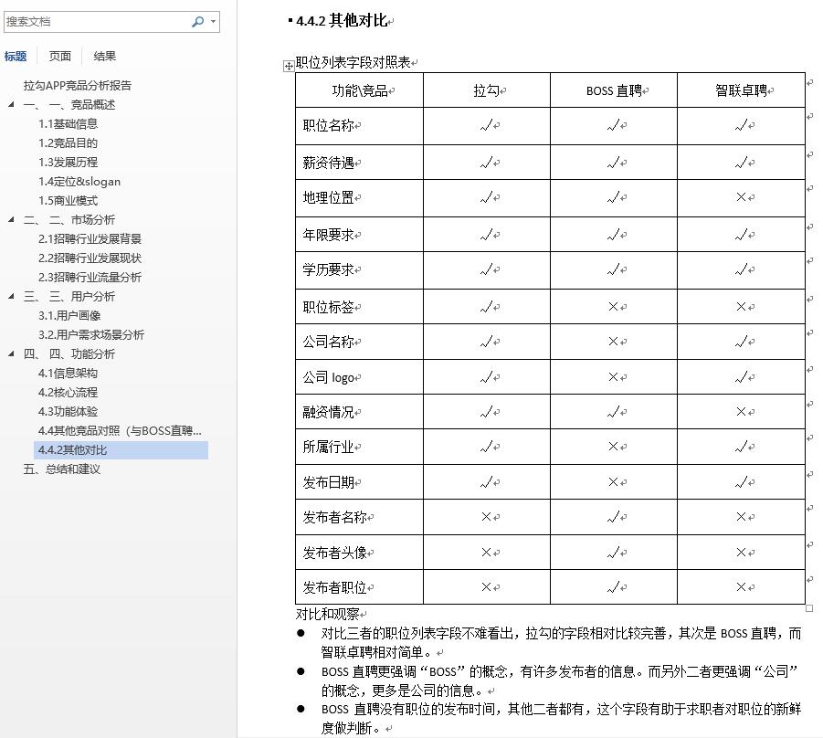 线上课程丨产品新人写竞品分析报告的三大误区,你中招了吗?