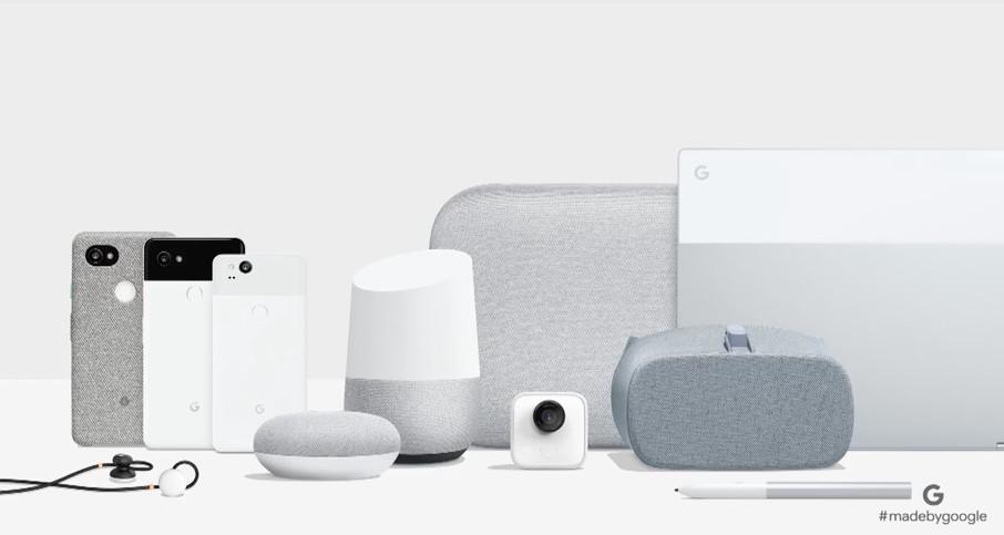 图:GooglePixel全家桶系列