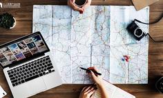物流产品案例分享:B端网站如何设计导航?