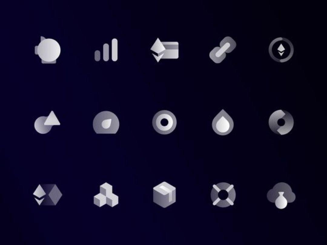 跳槽进大厂,这些设计技法必须会 | 技法系列第四弹-晶白风格