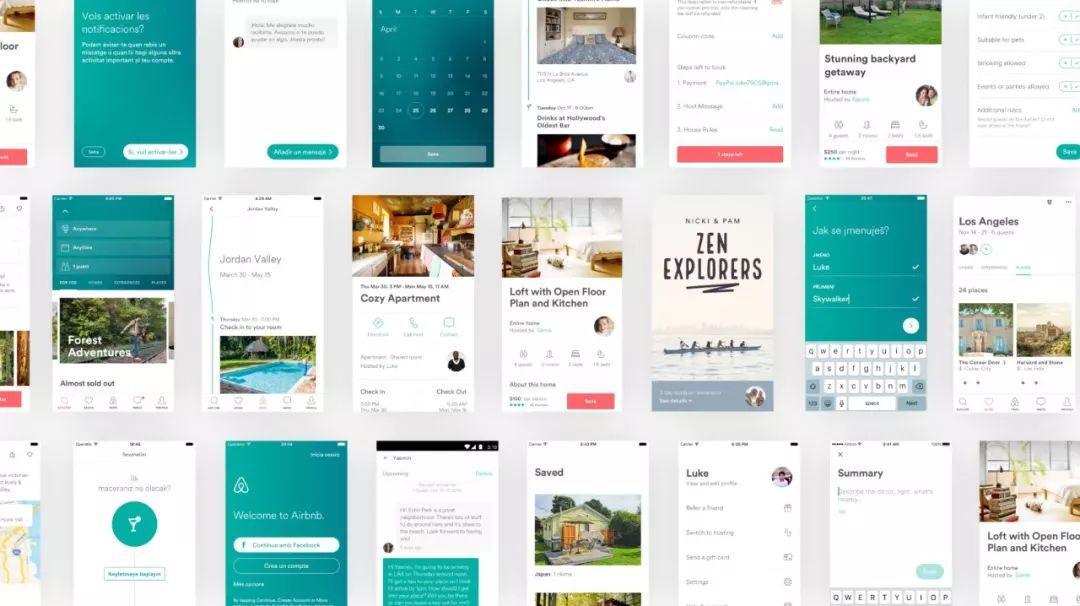 Airbnb | 解锁系统思维,构建包容性设计语言系统