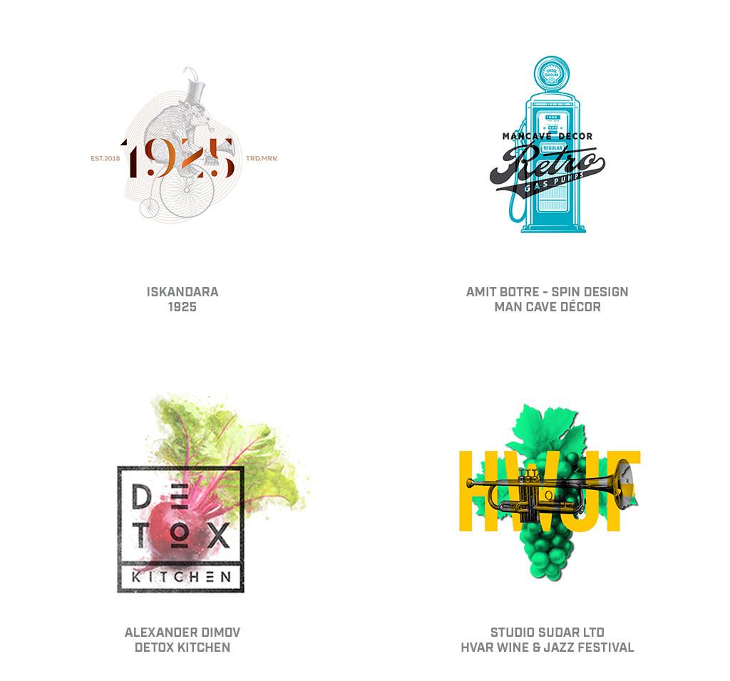 我们所看到的LOGO | 2019 年 LOGO 设计趋势报告(上)
