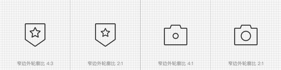 图标设计冷知识—类型及延展思考