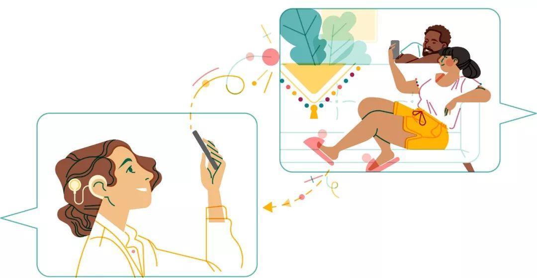 Airbnb | 创建更具包容性的视觉识别插图指南
