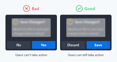 选择正确按钮标签的五大原则