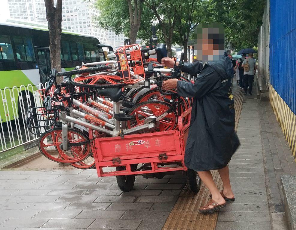 共享单车从自由到入栏:技术、调度与人性