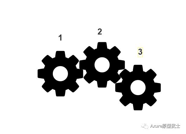 Axure教学之超简单机械加载效果