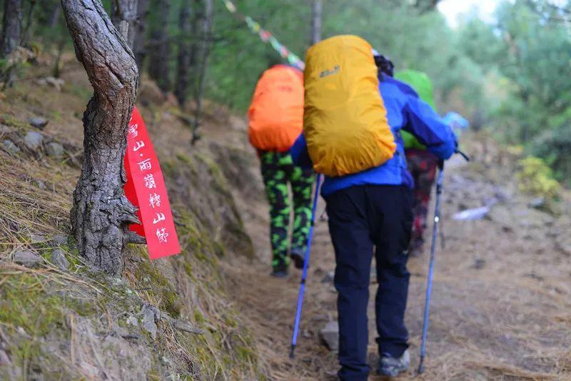【大型徒步活动】60KM徒步朝圣|2019深盟第二届梅里雪山雨崩转山节