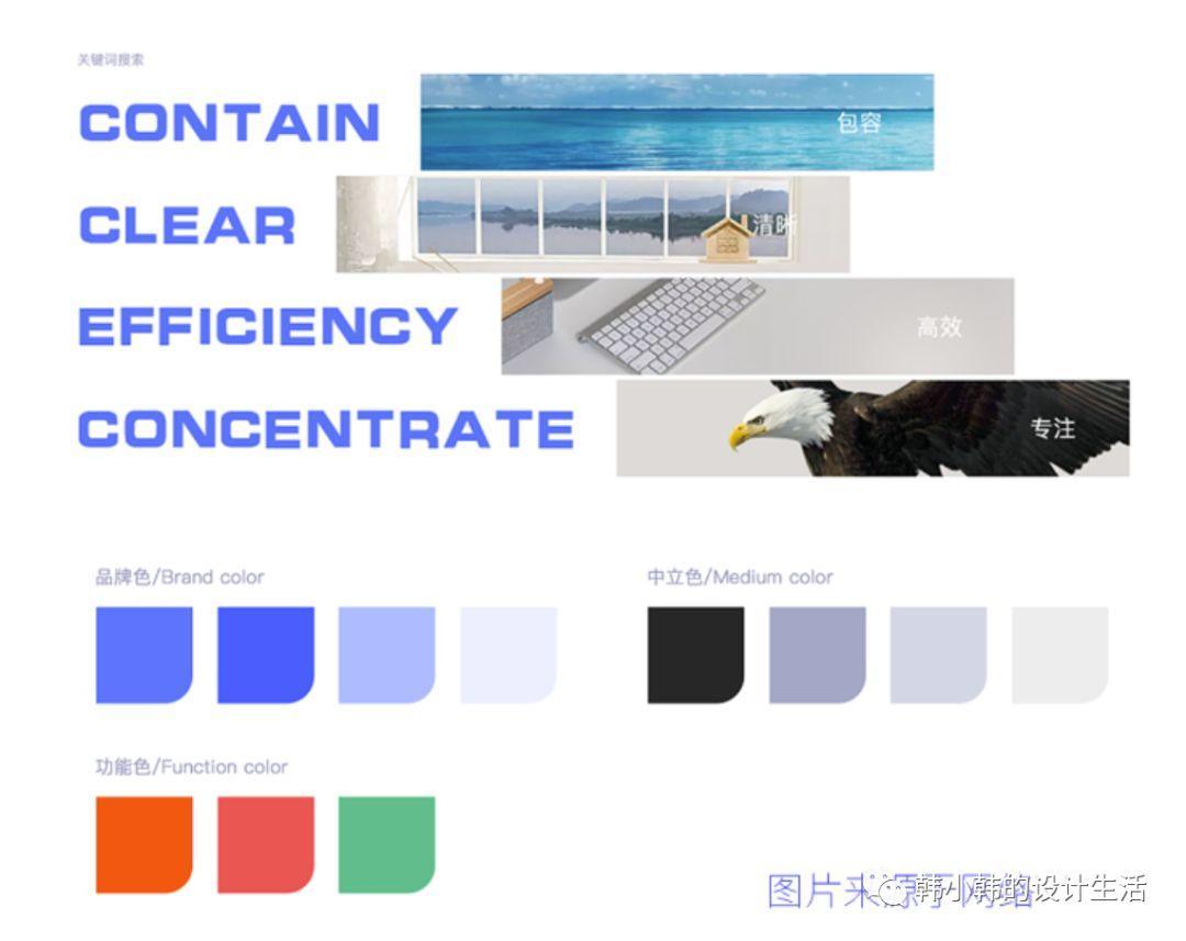APP表现层设计方法