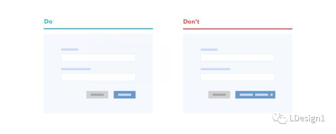 用户体验:表单设计中的注意事项!