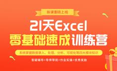 线上课程 | 工作三年,越混越差:Excel,是如何掌控你的职场未来?