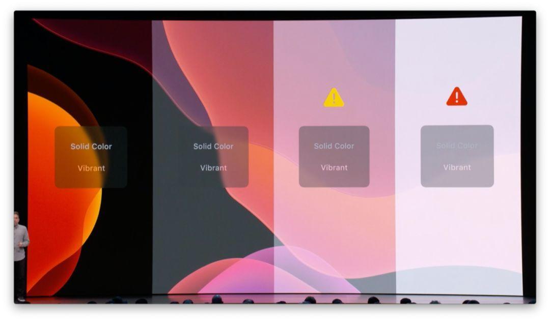 图文版 WWDC 设计分会:iOS 13 设计新特性(1)