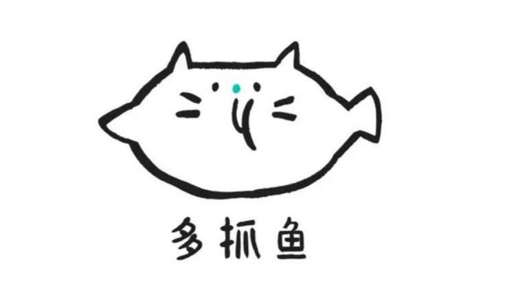 多抓鱼logo