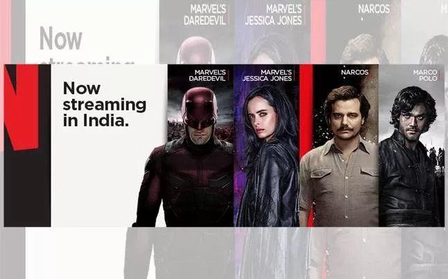 印度流媒体2019(中):Netflix野心勃勃,亚马逊Prime聚焦务实|印度文娱志
