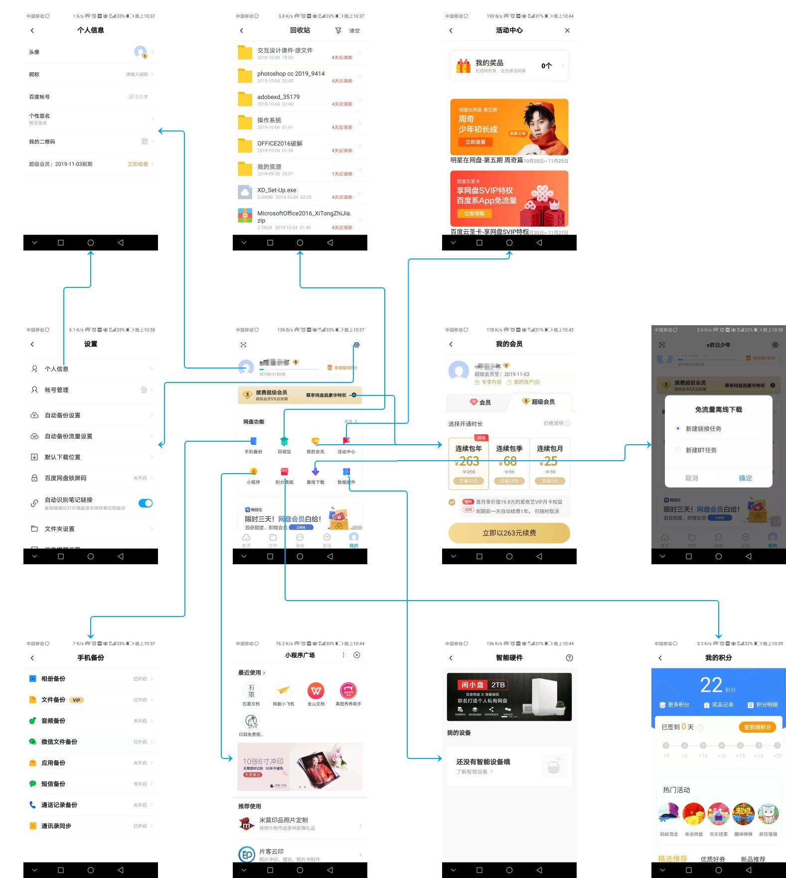 阿里云盘有多大百度网盘产品分析:探索个人云盘行业的发展方向-奇享网