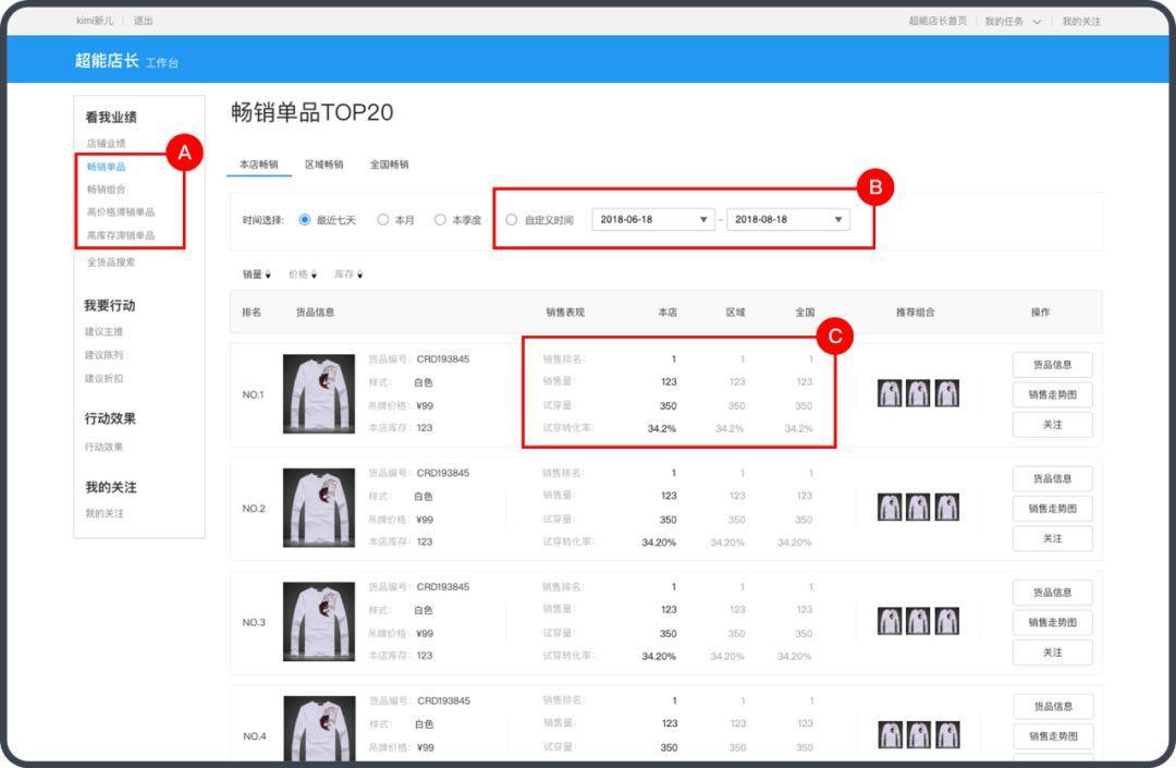 新零售B端产品优化,从产品、交互、UI设计的思考