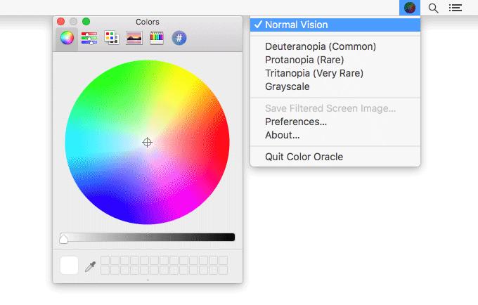 以人为本,为颜色障碍用户设计