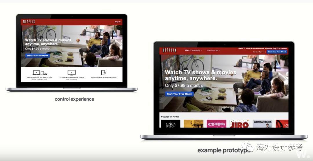 奈飛Netflix是如何利用設計心理學來完善用戶體驗的?