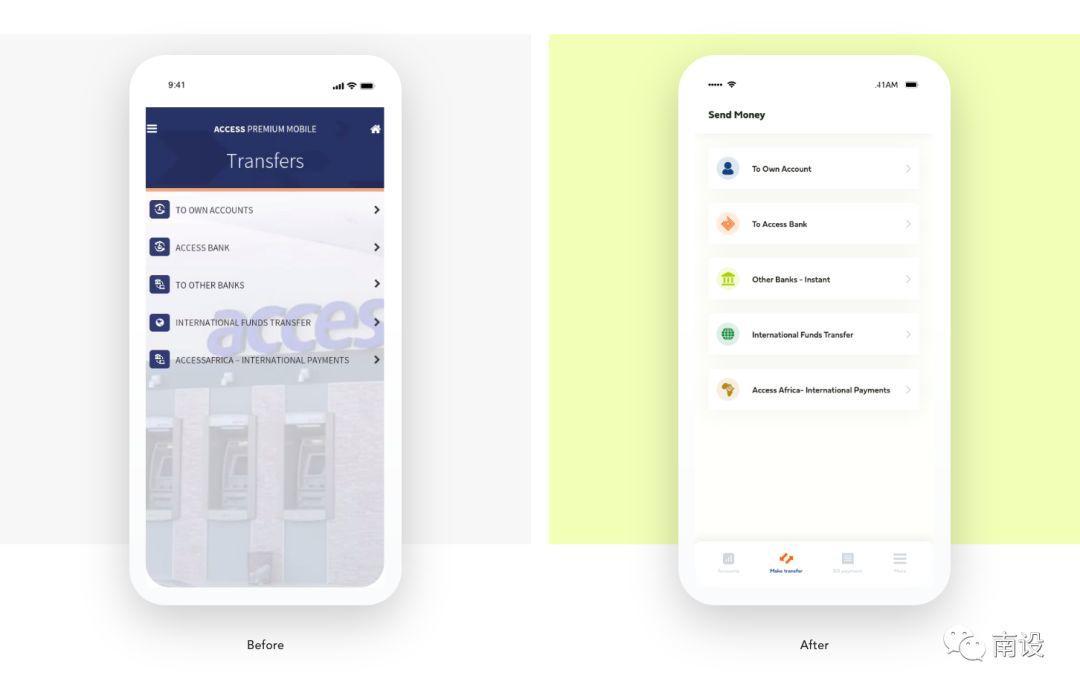 Access银行手机APP的UX案例研究