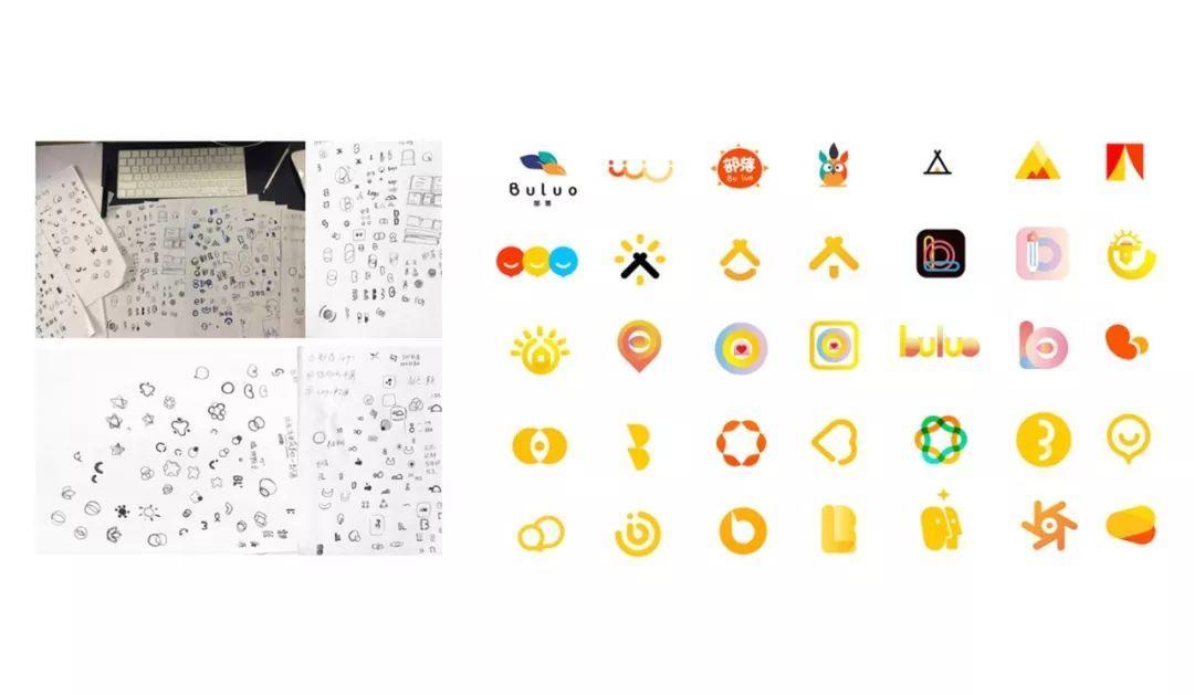 设计沉思录 58部落品牌视觉升级