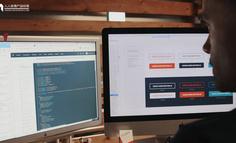 PC端系统首页的设计手册