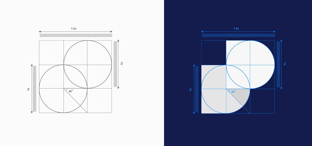 运用园林系统v园林一个Logo?栅格景观设计庭院图片