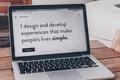用户界面设计师,如何在应用程序上做创新设计?