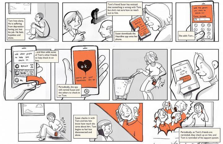 讲故事如何帮助你创造一个更好的数字产品