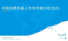 无所不能机器人?骗局or宝藏?| 2020中国消费机器人市场专题分析