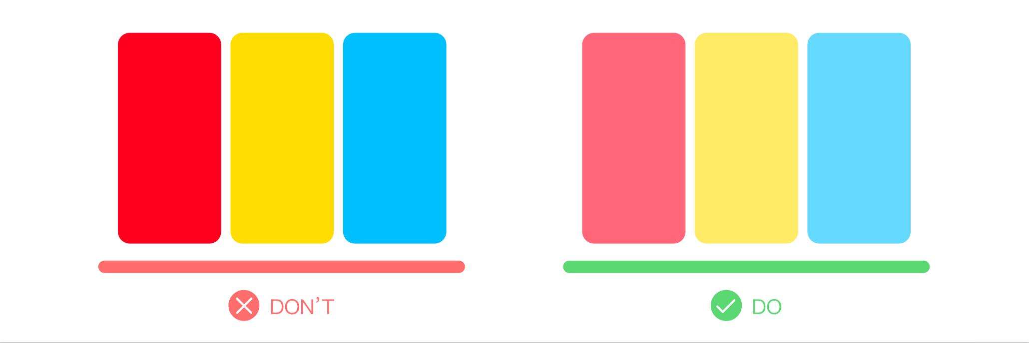 儿童产品中的色彩使用(上)