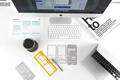 从0设计App(6):根据流程图4步解决原型稿、交互稿