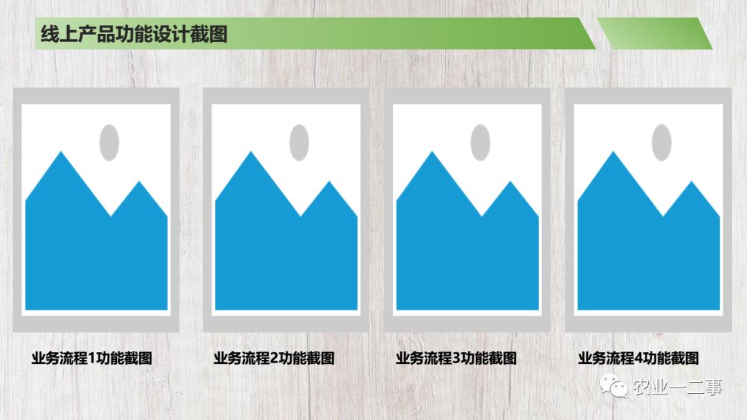 商业计划书模板分享注释说明