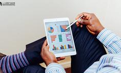 数据可视化设计如何丰富页面?