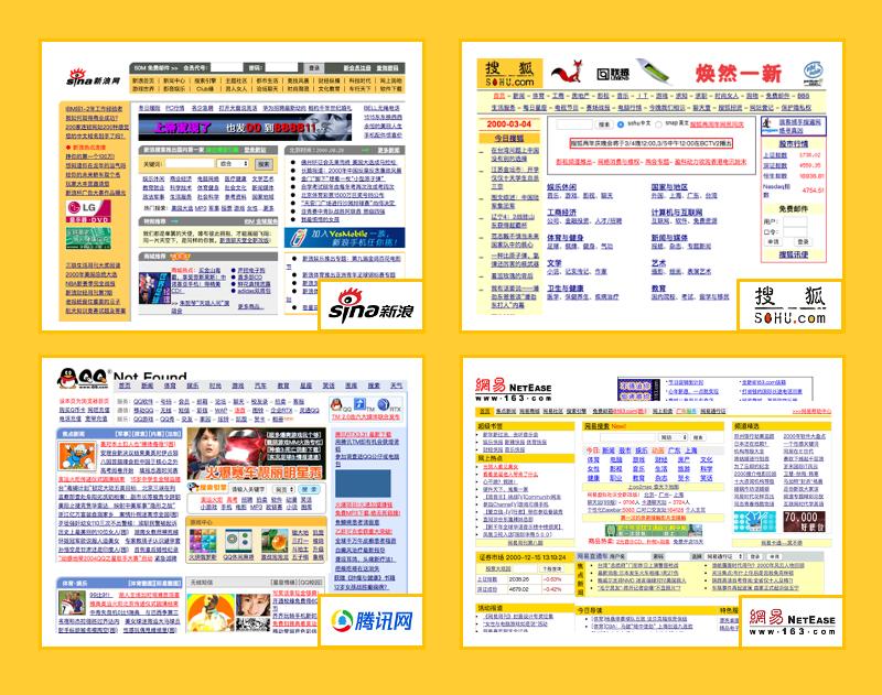 中国互联网产品简史1:媒体与内容
