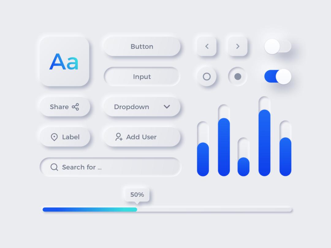 如何正确设计「按钮」,看完这些公式你就知道!